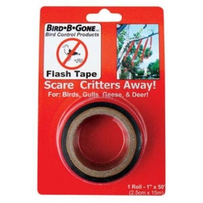 "Bird B Gone MMFT-050 Mylar Flash Tape, 1 "" x 50 '"
