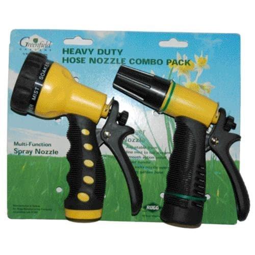 Rugg WNTP Heavy Duty Hose Nozzle, 2 Piece