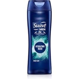 Suave Men Body Wash Clean + Fresh 12 oz