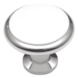 Hickory Hardware P427 Tranquility 1-3/8 Inch Diameter Mushroom Cabinet Knob