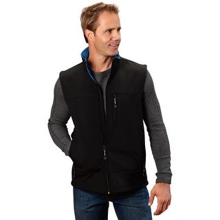 Roper Vest Mens Quality Zipper Fleece Lining