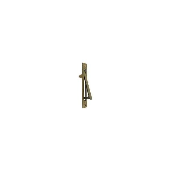 Shop Deltana Ep6125 Heavy Duty Pocket Door Flush Edge Pull