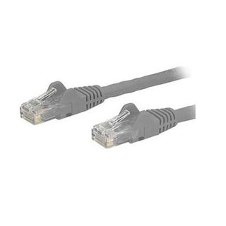 Startech.Com 14 Ft Gray Cat6 / Cat 6 Snagless Ethernet Patch Cable 14Ft