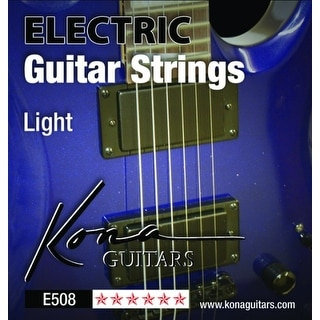 Kona Electric Guitar Strings