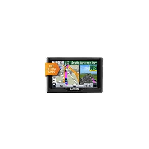Garmin Nuvi 68LM (US & Canada) 6 Inches GPS Navigator w/ Free Lifetime Map Updates