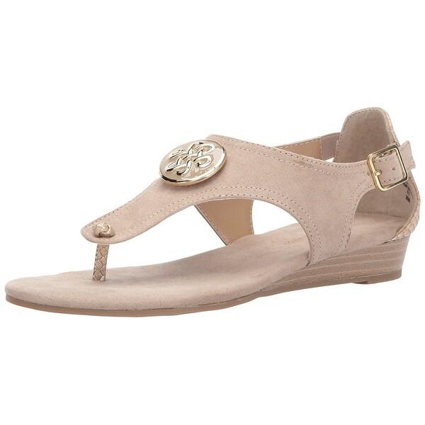 Lindsay Phillips Womens Rachel Fabric Open Toe Casual Sport Sandals
