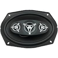 "Power Acoustik Ef-694 Edge Series Coaxial Speakers (6"" X 9"", 4 Way, 800 Watts Max)"