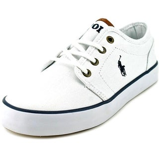Polo Ralph Lauren Jeethan Low Canvas Fashion Sneakers