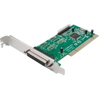Syba Multimedia Inc Sy Pci10002 Pci 32 Bit 2x Port Printer Parallel Ca