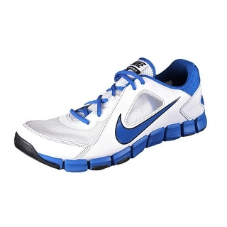 Nike Flex Show TR 2 Men Round Toe Leather White Running Shoe