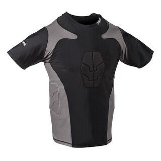 Century Padded Compression Shirt Short Sleeve - Youth