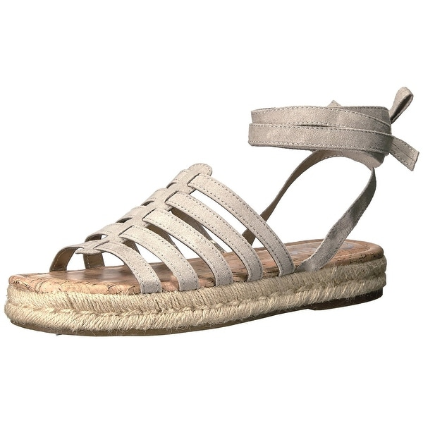 Circus by Sam Edelman Womens Ariel Fabric Open Toe Casual Espadrille Sandals