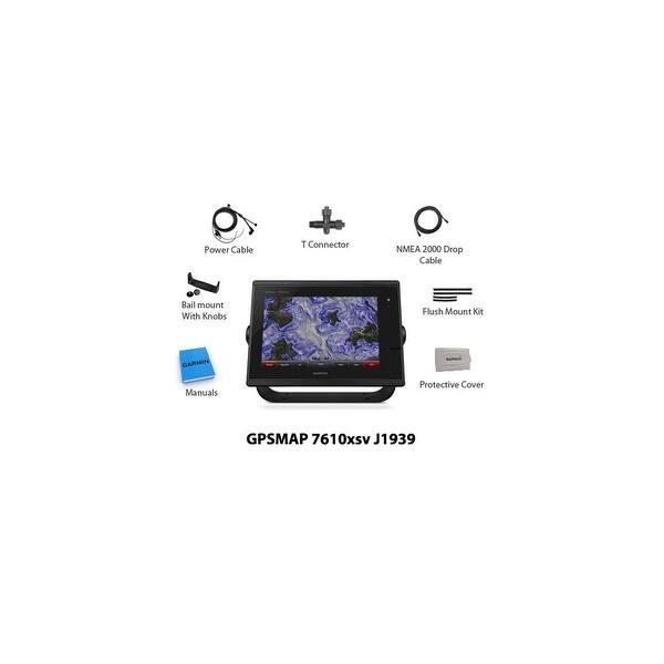 Shop Garmin GPSMAP 7610xsv J1939-NEW 10GPS Chartplotter w