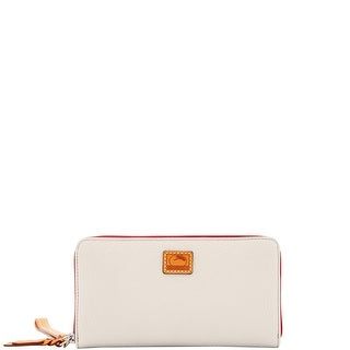 Dooney & Bourke Patterson Leather Large Zip Around Wristlet Wallet (Introduced by Dooney & Bourke at $138 in Jul 2017)