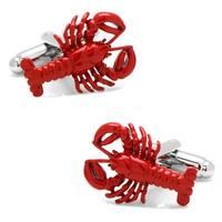 Red Lobster Cufflinks