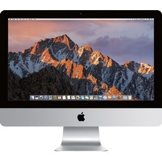 "Apple - 21.5"" iMac® - Intel Core i5 - 8GB Memory - 1TB Hard Drive - Silver"