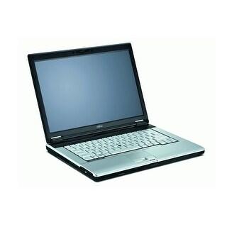 "Fujitsu LifeBook S7220 14.1"" Standard Refurb Laptop - Intel Core 2 Duo P8600 2.4 GHz 4GB SODIMM DDR3 500GB DVD-Combo Win 10 Pro"