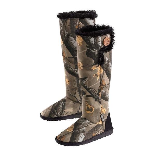 Legendary Whitetails Women's  Muk Luks Camo Boots