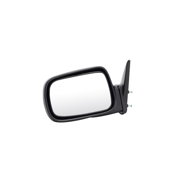 Pilot Automotive HD0509410 Honda Civic Black Manual Remote Replacement Side  Mirror
