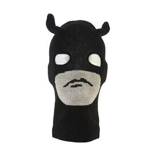 Halloween Costume Ski Mask - Batman