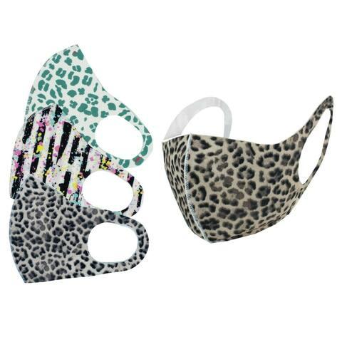 Washable Reusable Cloth Face Mask Adult Breathable 3 pcs Pack - 3 Pcs Pack #5
