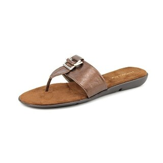 Aerosoles Savvy Open Toe Synthetic Thong Sandal