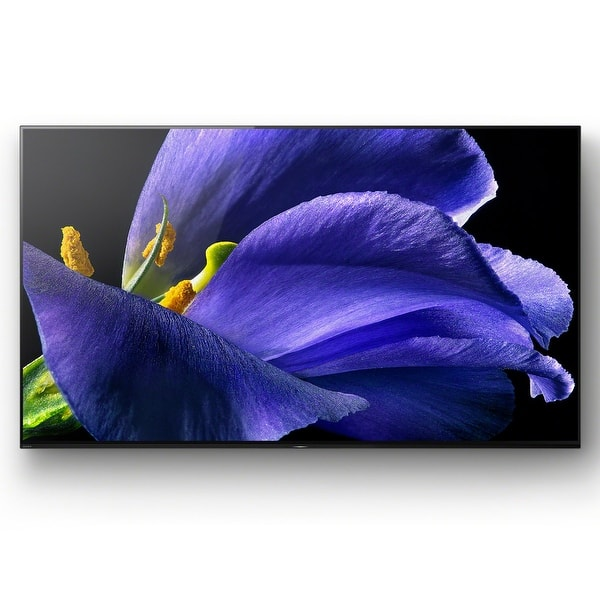 Shop Black Friday Deals On Sony Xbr 77a9g 77 Bravia Oled 4k Uhd Hdr Tv Black Overstock 29416018