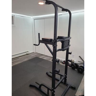 Zenova Power Tower Pullup Weight Machine Without weight bench