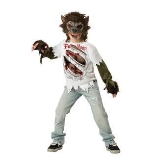 Werewolf Boys Halloween Costume