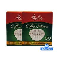 Melitta 63229 Replacement Coffee Filters for JavaJig (2-Pack) JavaJig Replacement Coffee Filters