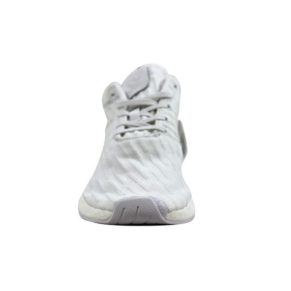 buy online 97abc b3c51 Shop Adidas Women's NMD R2 W Core White BY2245 - Free ...