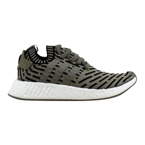 buy popular 8290a b7743 Shop Adidas NMD R2 Primeknit Trace Cargo/Core Black BA7198 ...