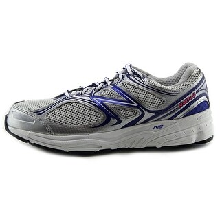 New Balance M840 Women Round Toe Synthetic White Walking Shoe