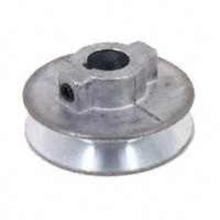 """Chicago Die Casting 1200A Single V Grooved Pulley, 12"""" x 5/8"""""""