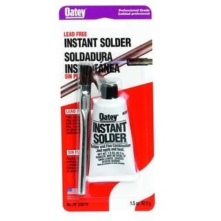 Oatey 53019 Instant Solder, 1.5 Oz