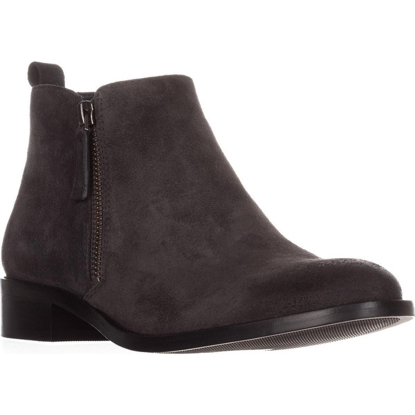 MICHAEL Michael Kors Denver Flat Booties, Charcoal