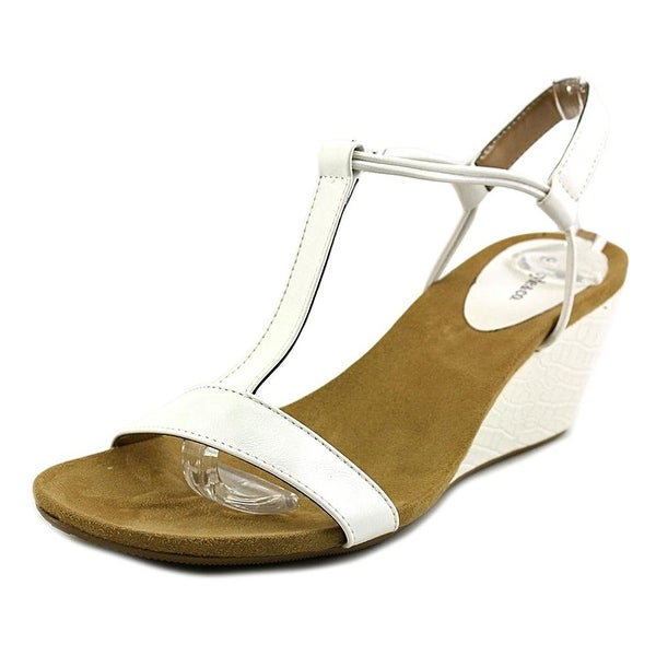 Style & Co. Womens mulan Fabric Open Toe Casual Platform Sandals