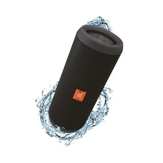 JBL Flip 3 Splashproof portable Bluetooth speaker - Black