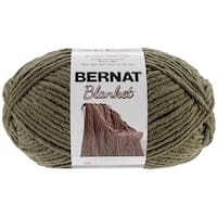 Olive - Bernat Blanket Big Ball Yarn