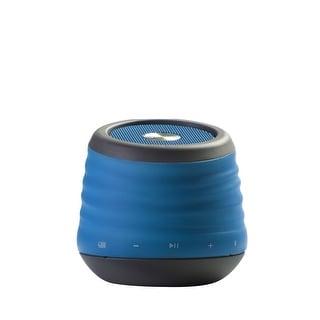 HMDX Jam XT Extreme Wireless Speaker - Blue
