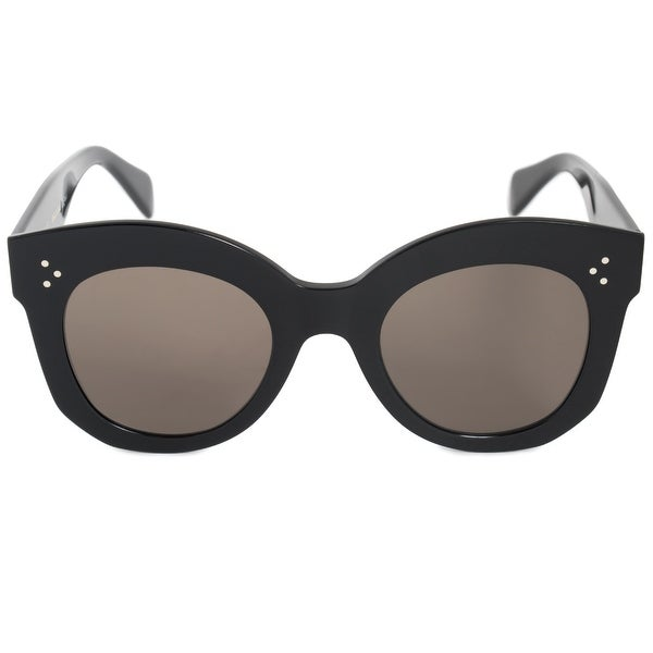 56dc0a04bf26 Shop Celine Cat Eye Sunglasses 41443S 06Z 2M 50 - On Sale - Free ...