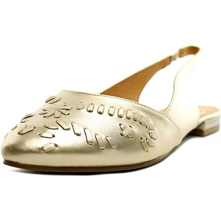 Jack Rogers Rory   Pointed Toe Leather  Flats