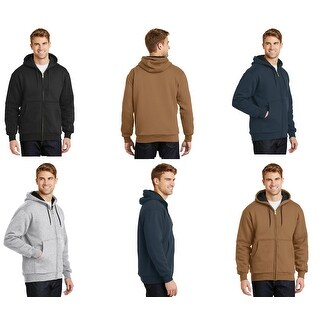 Link to One Country United Heavyweight Full Zip Sweatshirt With Thermal Lining Similar Items in Intimates