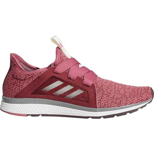 5a163fd11 Shop adidas Women s Edge Lux Running Shoe Noble Maroon Night Red ...