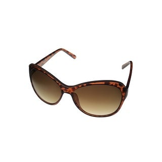 Kenneth Cole Reaction Sunglass Tortoise Butterfly , Gradient Lens KC1234 53F - Medium