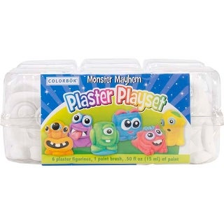 Monsters - Plaster Playset
