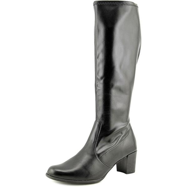 Karen Scott Lucca Women Round Toe Synthetic Knee High Boot