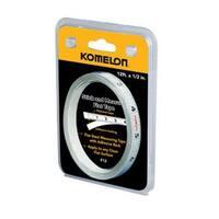 "Komelon F12 Stick And Measure Flat Tape Measure, 12' x 1/2"""