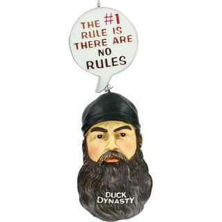 Buy Duck Dynasty Christmas Ornaments Online at Overstock.com | Our ...