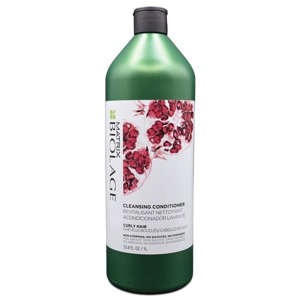 MATRIX | Biolage Cleansing Conditioner for Curly Hair 33.8 fl oz